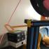 Sturdy Simple Top Loading Spool Holder print image