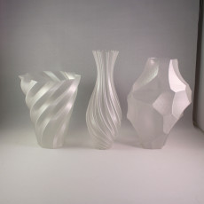Picture of print of Flint Vases