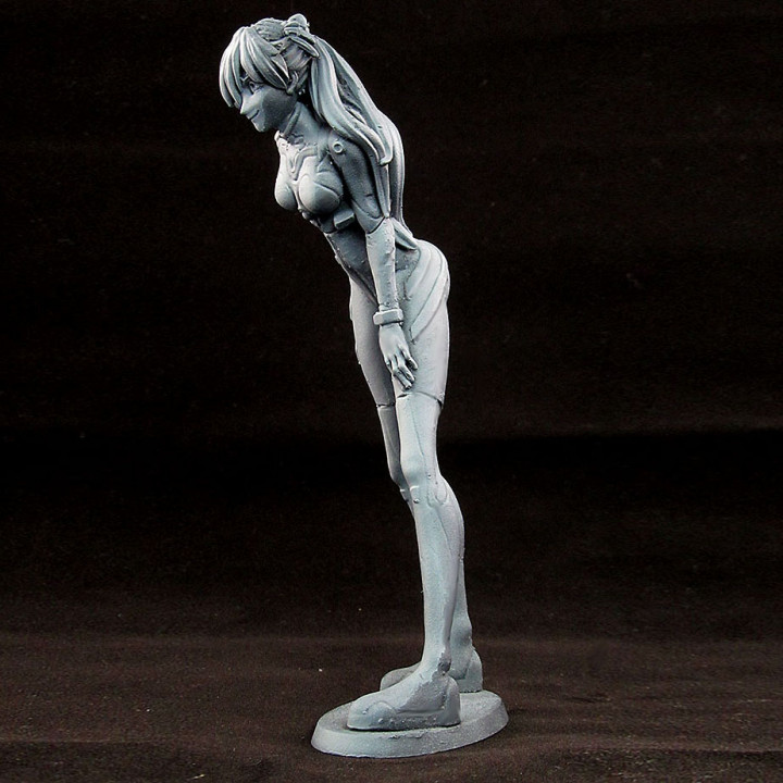 Asuka - Neon Gensis Evangellion - 30 cm model