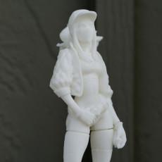 Picture of print of KDA Akali - LoL - 30 cm model.