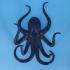 Octopus // Wall Hanger image