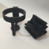 MyPint Mk 3 Snap On Pint Holder for Mic Stands image