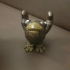 """Swoop and Toggle (small form) from """"Little Big Planet"""" (support free) print image"""