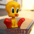 Tweety Bird from Looney Tunes (support free) image