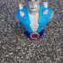 """Panthro from """"Thundercats"""" (support free bust) print image"""