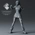 Tifa Lockhart - Combat Stance - Final Fantasy 7 Remake - 32cm model* image