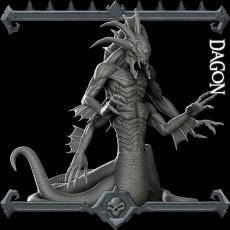 Epic Model Kit: Dagon