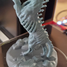 Picture of print of Corrupted Unicorn