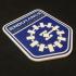 'Interstellar' Endurance Patch Coaster image