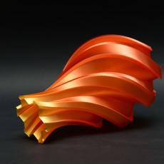 Furrow Vase