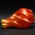 Furrow Vase image