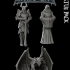Gothic City: Statue Pack image