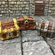 Picture of print of Gothic City: Dungeon Pack