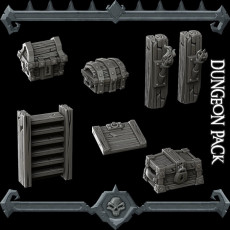 Gothic City: Dungeon Pack