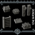 Gothic City: Dungeon Pack image