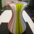 Jubilee Vase print image