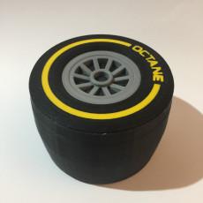 Racing Tyre Gift Box