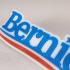 "Bernie 2020 Logo Fridge Magnet 6"" image"