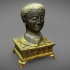 Reliquary head of the pope Alexandre image