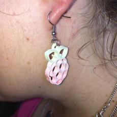 Raspberry Pi earrings