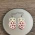Raspberry Pi earrings image