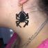 Celtic spider earrings image
