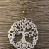 Celtic tree of life earrings (2.0) image