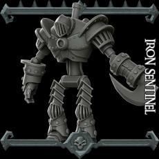 Deluxe: Iron Sentinel