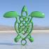 Turtle earrings image