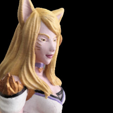 Picture of print of Ahri KDA - League of Legends - 25cm tall model
