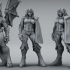 Succubus & Incubus Collection - 14 models 7 demon 7 human disguise image