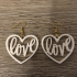 Love earrings image