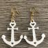 Anchor earrings image