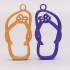 flip flops earrings image