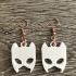 Catwoman earrings image