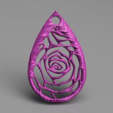 230x230 rose