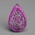 Rose earrings image