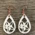 Hibiscus earrings image