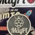 Magpi-drinkcoaster image