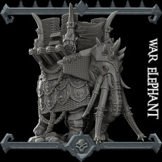 Deluxe War Elephant