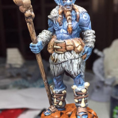 Picture of print of Firbolg