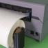 Roll Mount for ROLLO Label Printer image