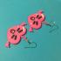 'Kawaii' Salty Heart Earrings image