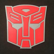 Transformers Autobot Logo Coaster
