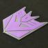 Transformers Decepticon Coaster image