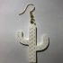 Cactus earring image