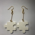 puzzle earrings image