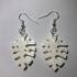 Leaf earrings (two files!) image