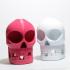 Chompy Skull!  Print-in-place noisy hinged-jaw skull! image
