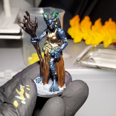 Picture of print of Night Crone